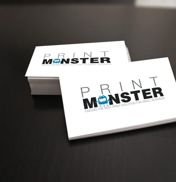 Premium Business Cards – Our most popular product