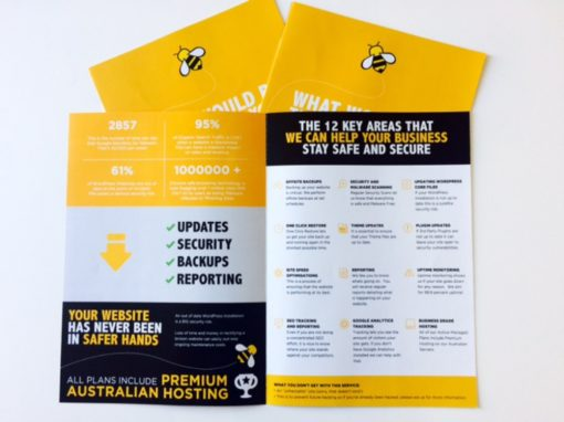 BROCHURE AND FLYERS