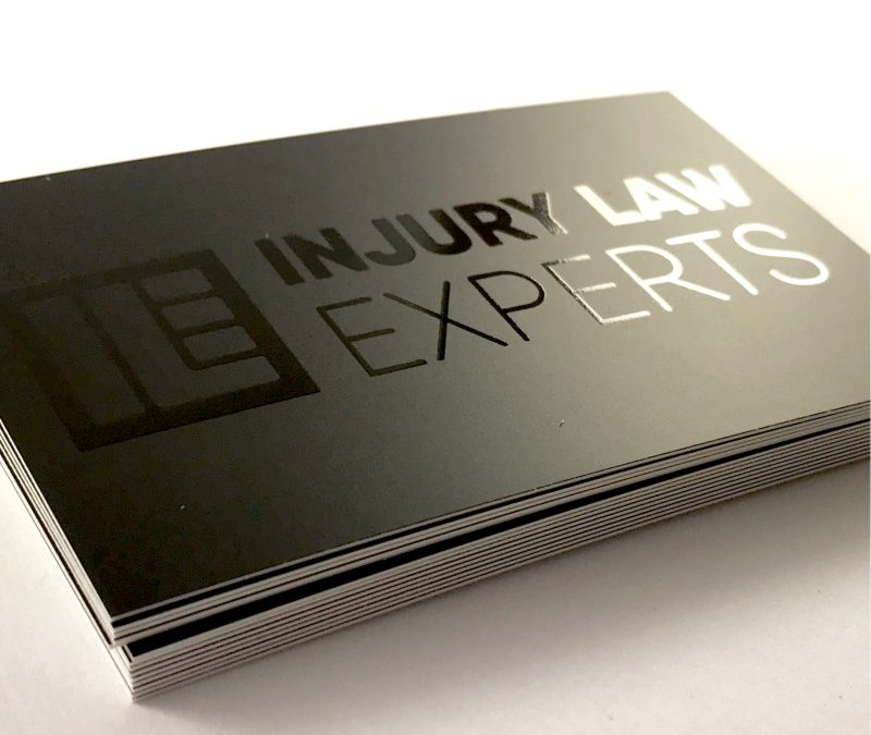 Leave An Impression With Your Business Card